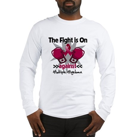 Fight Multiple Myeloma Long Sleeve T-Shirt