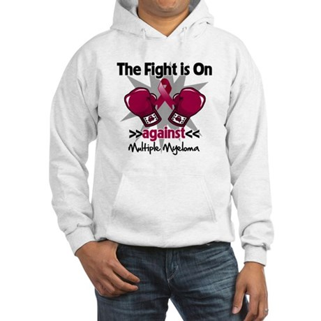 Fight Multiple Myeloma Hooded Sweatshirt