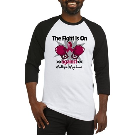 Fight Multiple Myeloma Baseball Jersey