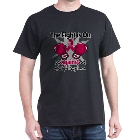 Fight Multiple Myeloma Dark T-Shirt