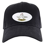 Ixworth Chickens Black Cap