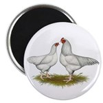 "Ixworth Chickens 2.25"" Magnet (100 pack)"