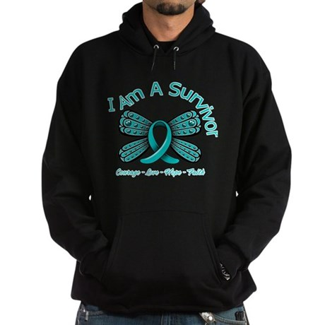 PKD I'm A Survivor Hoodie (dark)