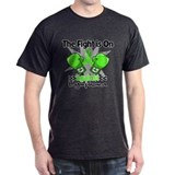 Fight is On Lymphoma T-Shirt