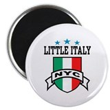 Little Italy NYC Magnet