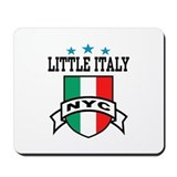 Little Italy NYC  Mousepad