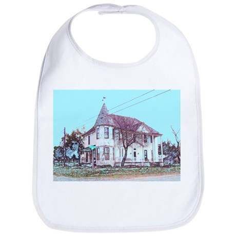 Old House on the Corner Bib