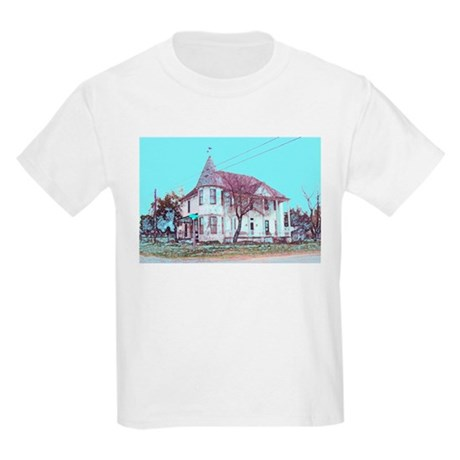 Old House on the Corner Kids T-Shirt