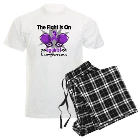 Fight Leiomyosarcoma Men's Light Pajamas