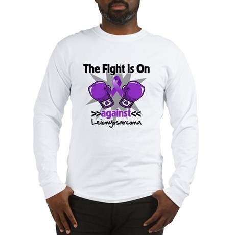 Fight Leiomyosarcoma Long Sleeve T-Shirt