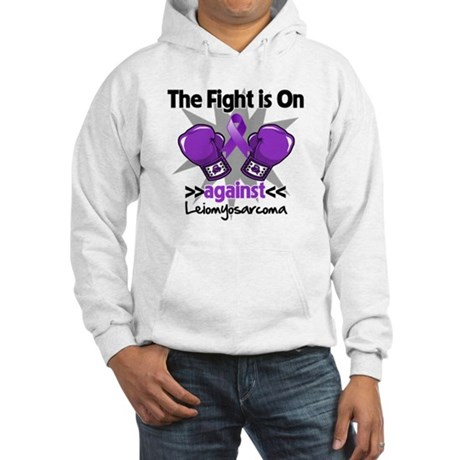 Fight Leiomyosarcoma Hooded Sweatshirt