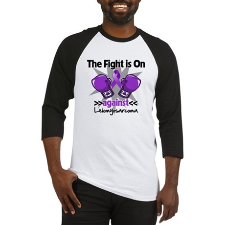 Fight Leiomyosarcoma Baseball Jersey