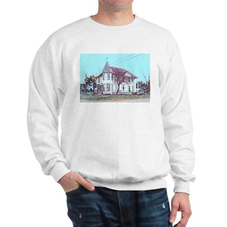 Old House on the Corner Sweatshirt