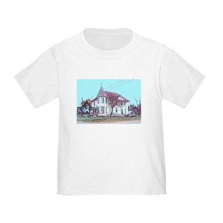 Old House on the Corner Toddler T-Shirt