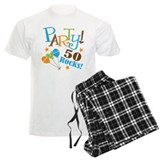 50 Rocks 50th Birthday pajamas