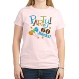 60 Rocks 60th Birthday T-Shirt