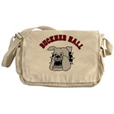 Buckner Hall Bulldogs Messenger Bag