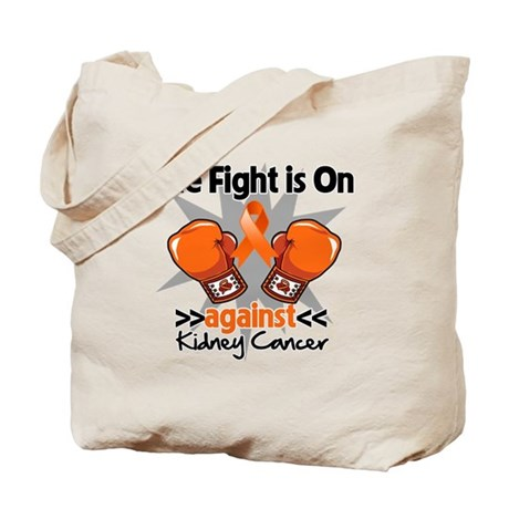 Kidney Cancer Fight Tote Bag