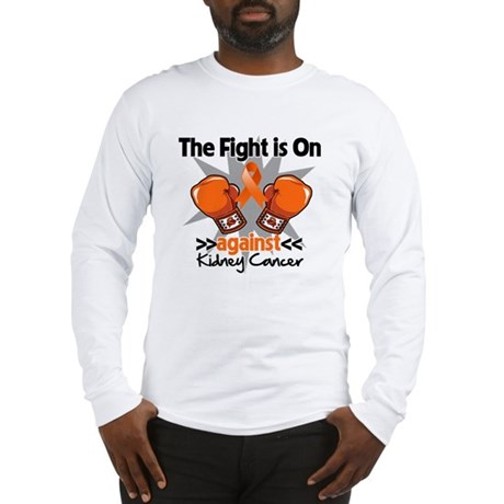 Kidney Cancer Fight Long Sleeve T-Shirt