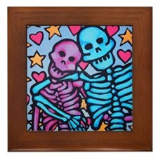 True Love Framed Tile