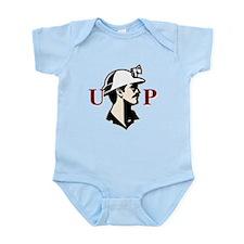 U.P. Miner Infant Bodysuit