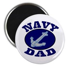 Navy Dad Magnet
