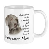 Weimaraner Mom Small Mugs