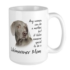 Weimaraner Mom Coffee Mug