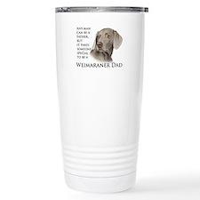 Weimaraner Dad Travel Mug