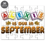 Alexis is Due in September Puzzle