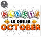 Alexis is Due in October Puzzle