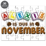 Alexis is Due in November Puzzle