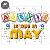 Alexis is Due in May Puzzle