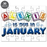 Alexis is Due in January Puzzle
