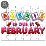 Alexis is Due in February Puzzle