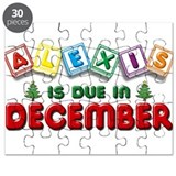 Alexis is Due in December Puzzle