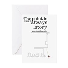 There's always a story Greeting Cards (Pk of 20)