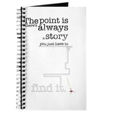 There's always a story Journal