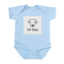 Pup Hero Featuring Simon Infant Bodysuit