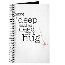 Need for a hug Journal