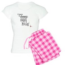 Need for a hug Women's Light Pajamas