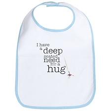 Need for a hug Bib