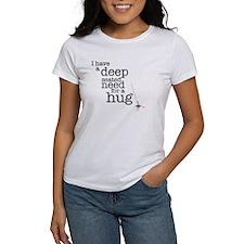 Need for a hug Women's T-Shirt