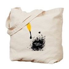 There's always a story Tote Bag