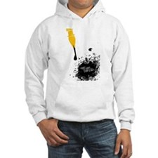 There's always a story Hooded Sweatshirt
