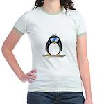 Cool penguin Jr. Ringer T-Shirt