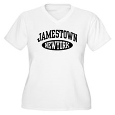 Jamestown New York T-Shirt