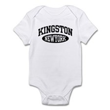 Kingston New York Onesie