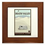 National Parks - Death Valley 1 Framed Tile