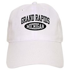 Grand Rapids Michigan Baseball Cap